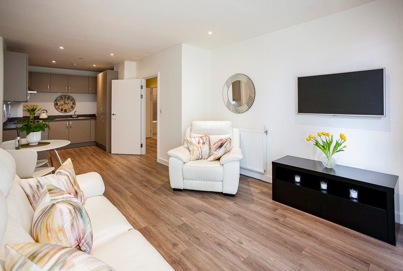 1 bedroom(s) apartment to sale in Drummond House, Victory Parade, Woolwich, London-image 6