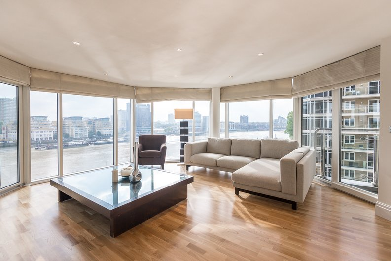 3 bedroom(s) apartment to sale in Waterside Tower, The Boulevard, Imperial Wharf, London-image 1