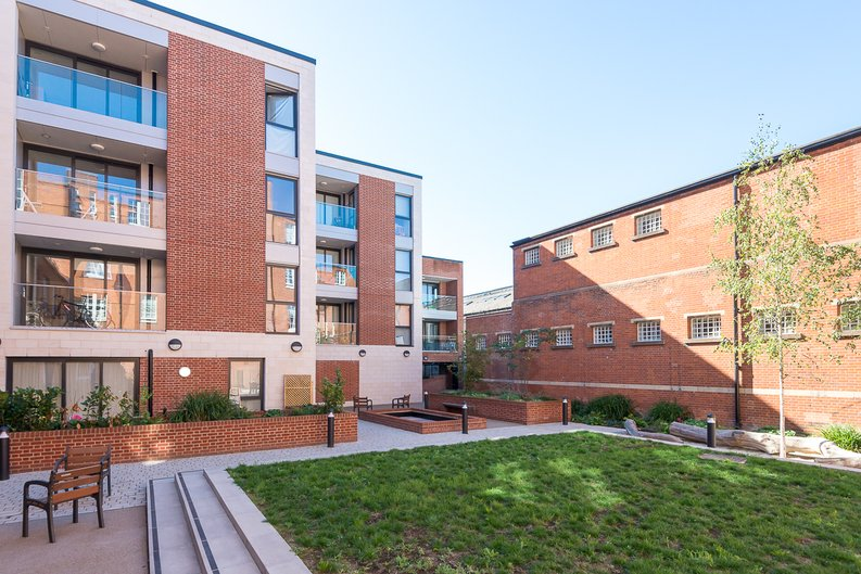 1 bedroom(s) apartment to sale in Butler House, 6 Dixon Butler Mews, London-image 11