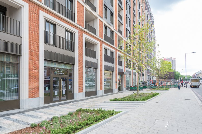 1 bedroom(s) apartment to sale in Westmark Tower, West End Gate, Paddington-image 1
