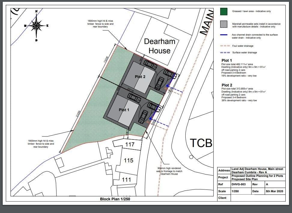 Plot 2 Plot 2, Land at Main Street property image