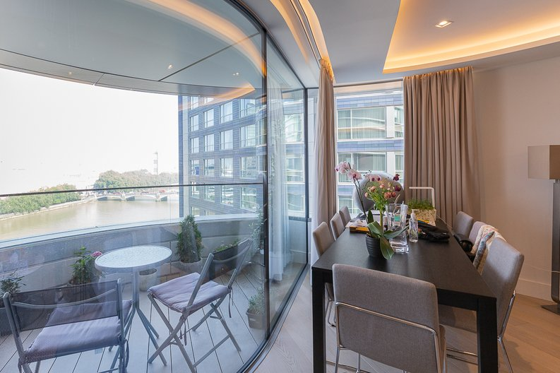 3 bedroom(s) apartment to sale in The Corniche, Albert Embankment, Vauxhall-image 9