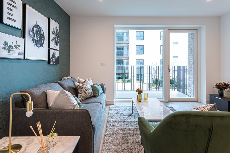 1 bedroom(s) apartment to sale in The Green Quarter, Sibley House, Southall Waterside, London-image 7