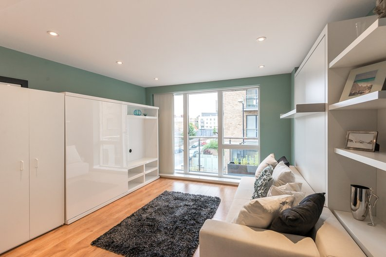 1 bedroom(s) apartment to sale in Caspian Wharf, 1 Yeo Street, Bromley-by- Bow, London-image 5