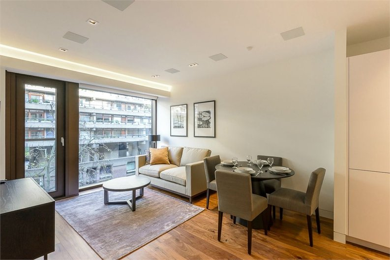 1 bedroom(s) apartment to sale in Wood Street, Barbican, London-image 1