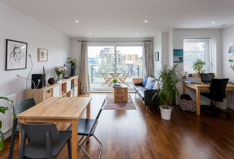 1 bedroom(s) apartment to sale in Cornmill House, Wharf Street, Deptford-image 4