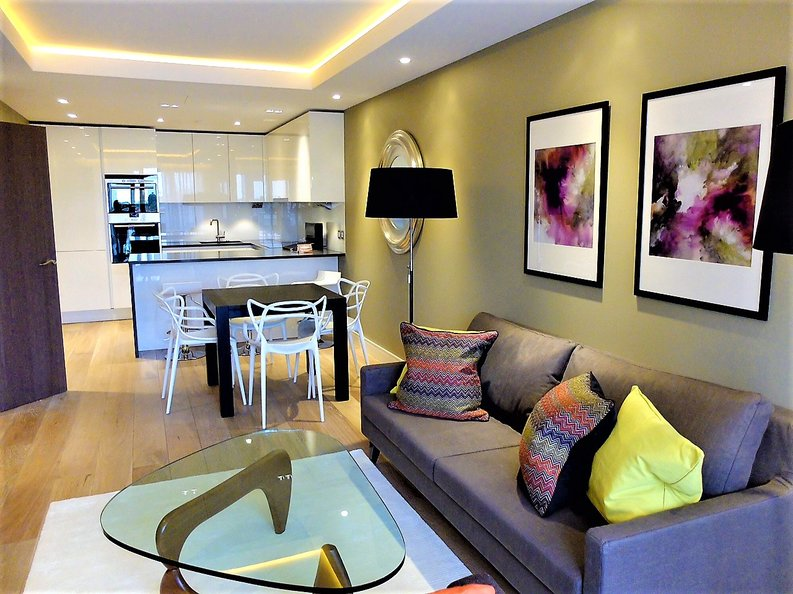 1 bedroom(s) apartment to sale in Brunswick House, Parr's Way, Fulham Reach, Fulham-image 1