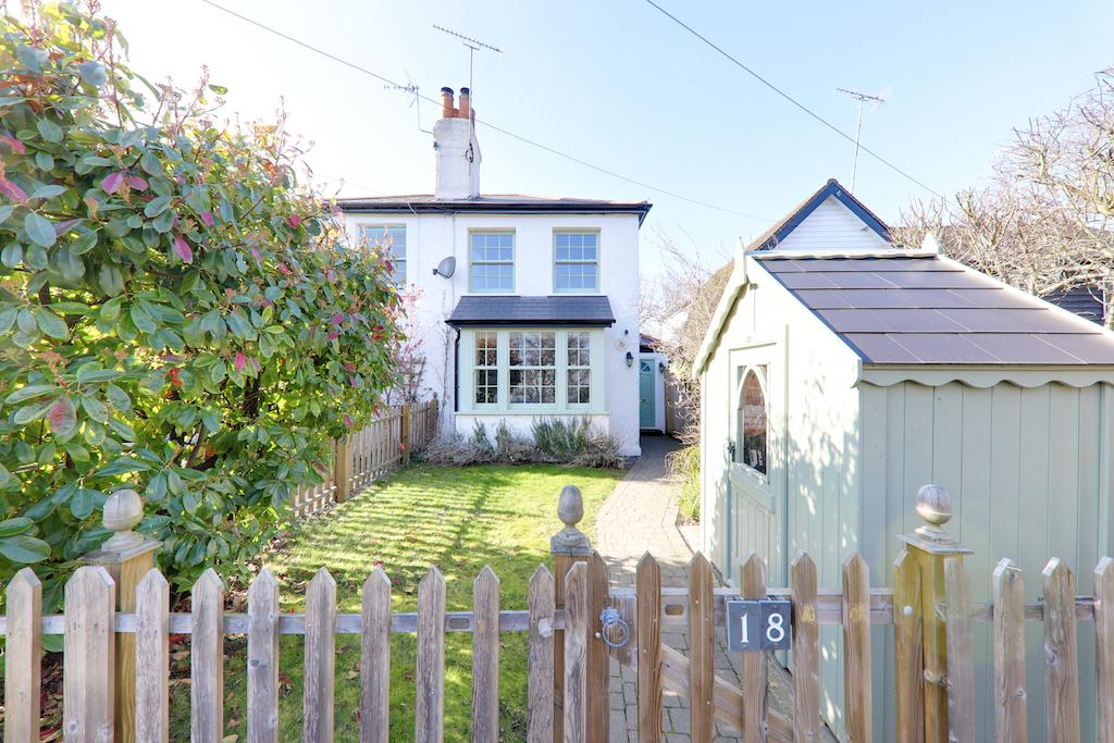 Baldwins Hill, Loughton, Essex