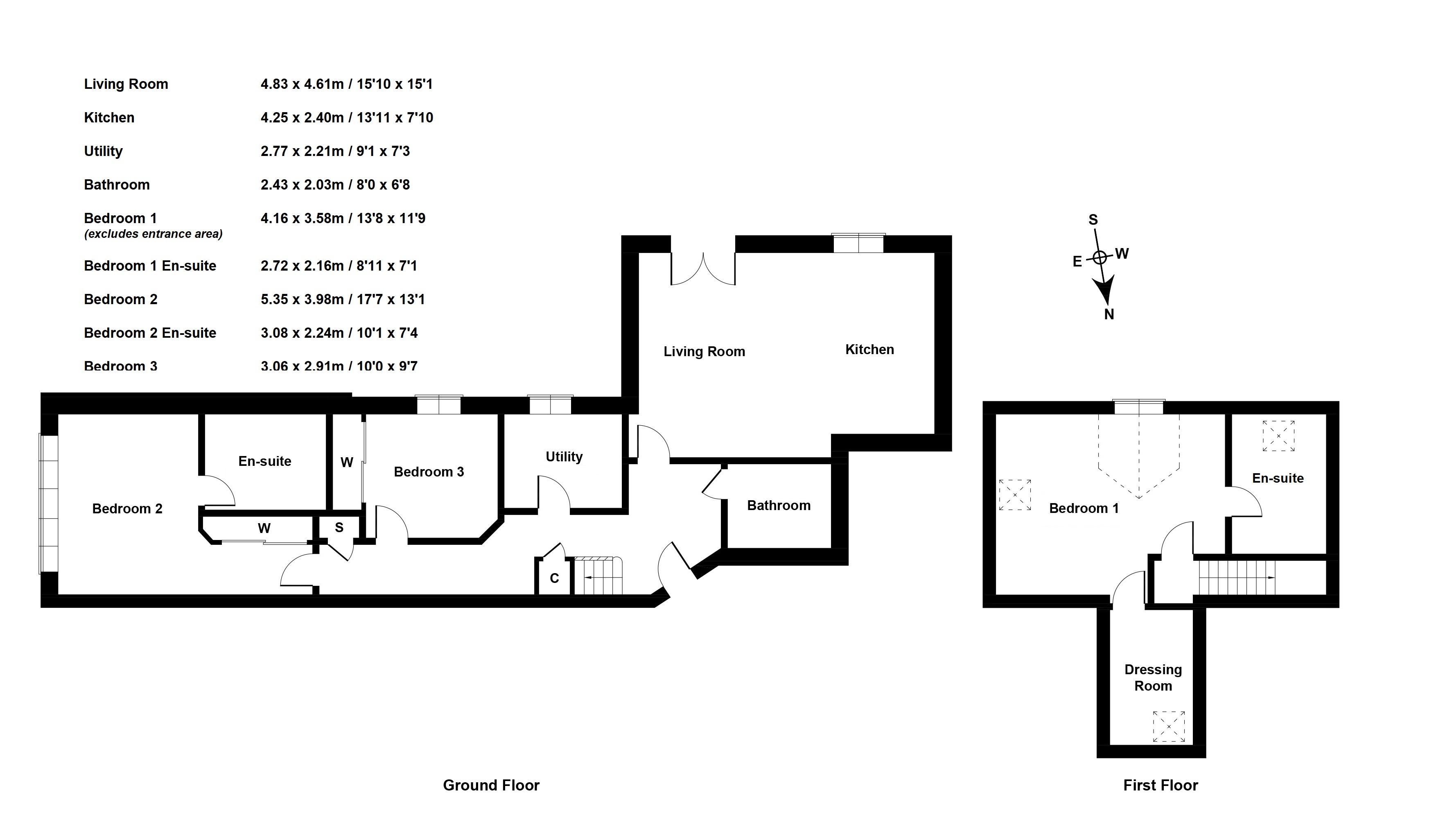 Floorplan 1 of Apartment 10 17 Upper Colquhoun Street, Helensburgh, Argyll and Bute, G84 9AJ
