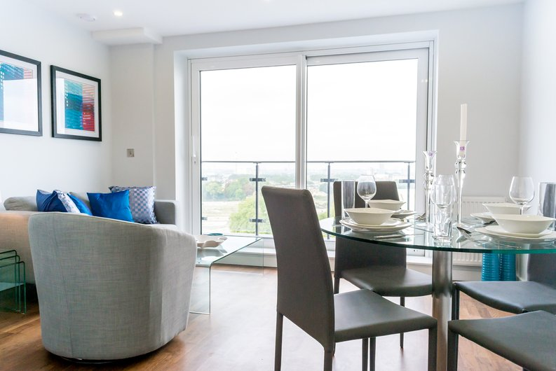1 bedroom(s) apartment to sale in Cornmill House, Wharf Street, Deptford-image 5