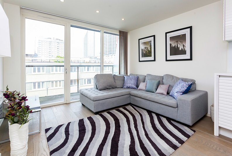 1 bedroom(s) apartment to sale in Worcester Point, Central Street, Clerkenwell, London-image 1