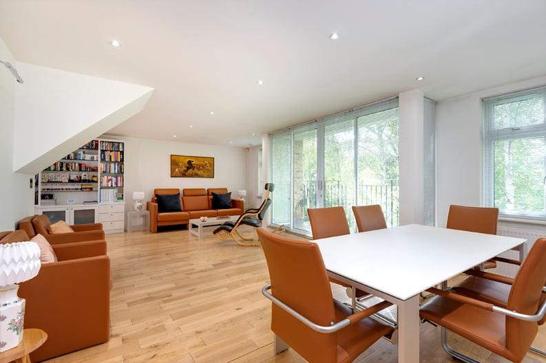 4 bedroom(s) house to sale in Rosemont Road, Hampstead, London-image 8