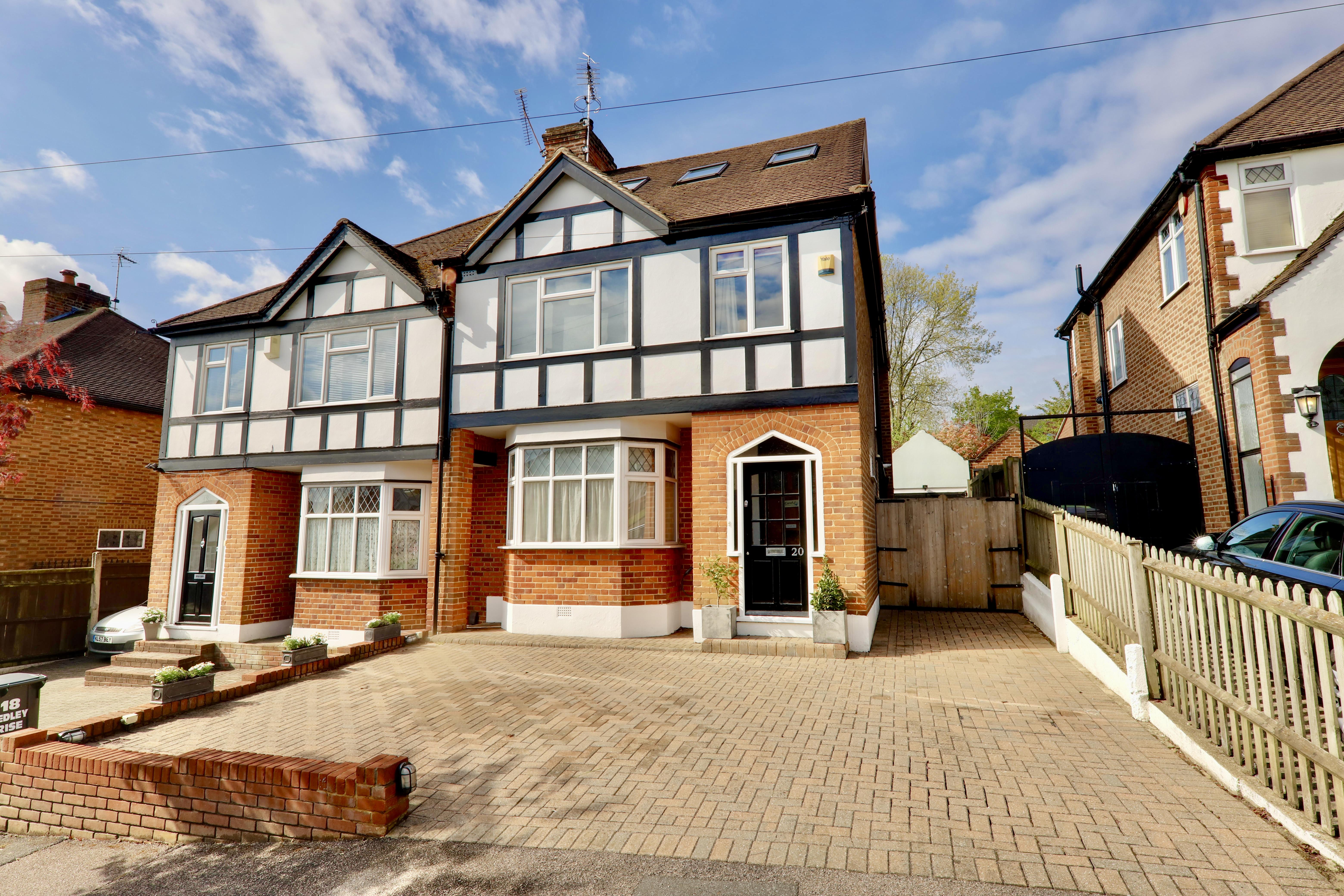Sedley Rise, Loughton, Essex