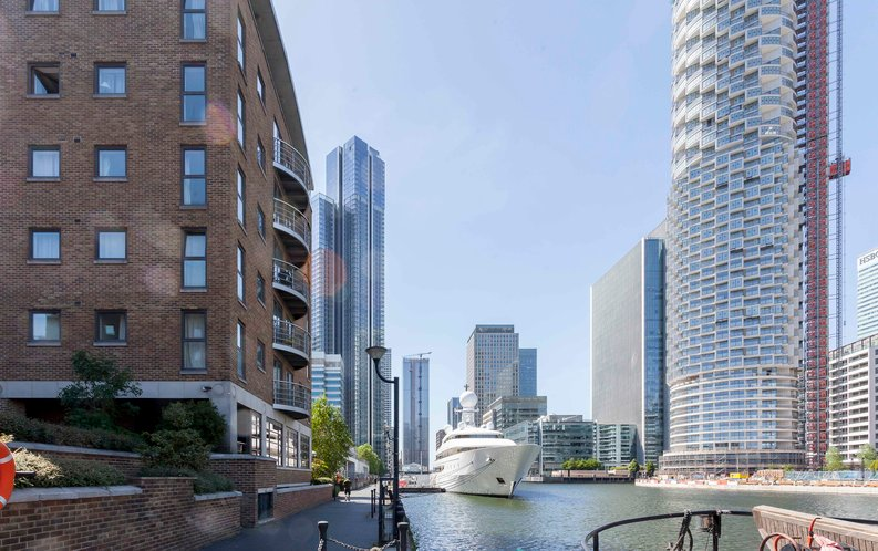 1 bedroom(s) apartment to sale in The Madison, Marsh Wall, Canary Wharf-image 5