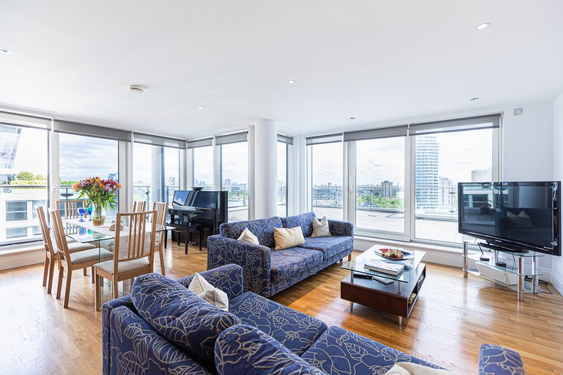 2 bedroom(s) apartment to sale in Lensbury Avenue, Imperial Wharf, Fulham-image 1