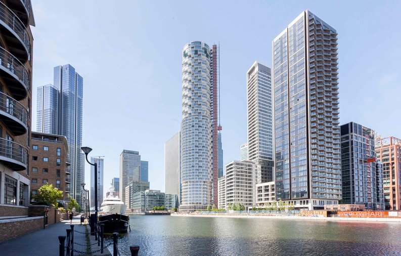 1 bedroom(s) apartment to sale in The Madison, Marsh Wall, Canary Wharf-image 23