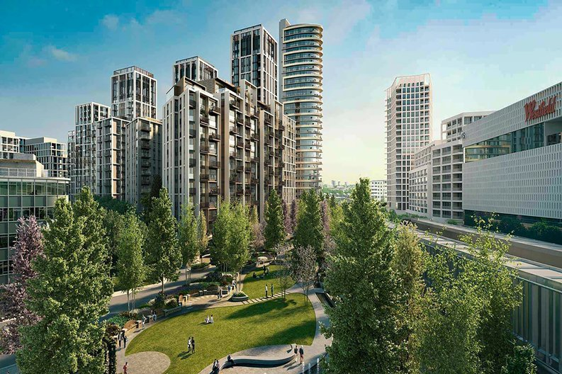 2 bedroom(s) apartment to sale in Fountain Park Way, White City, London-image 24