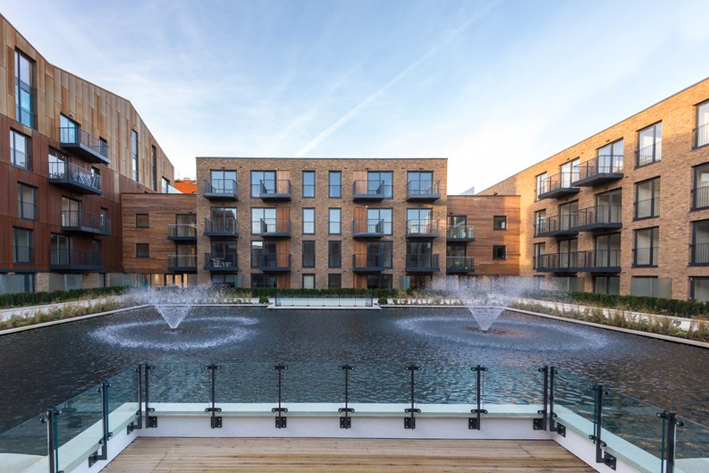 1 bedroom(s) apartment to sale in Baroque Gardens, Mary Rose Square, Surrey Quays-image 1