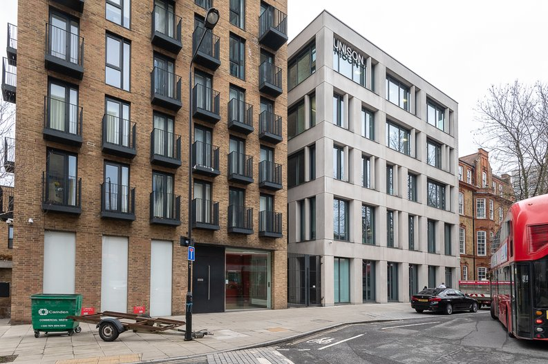 1 bedroom(s) apartment to sale in Churchway, King's Cross, London-image 1