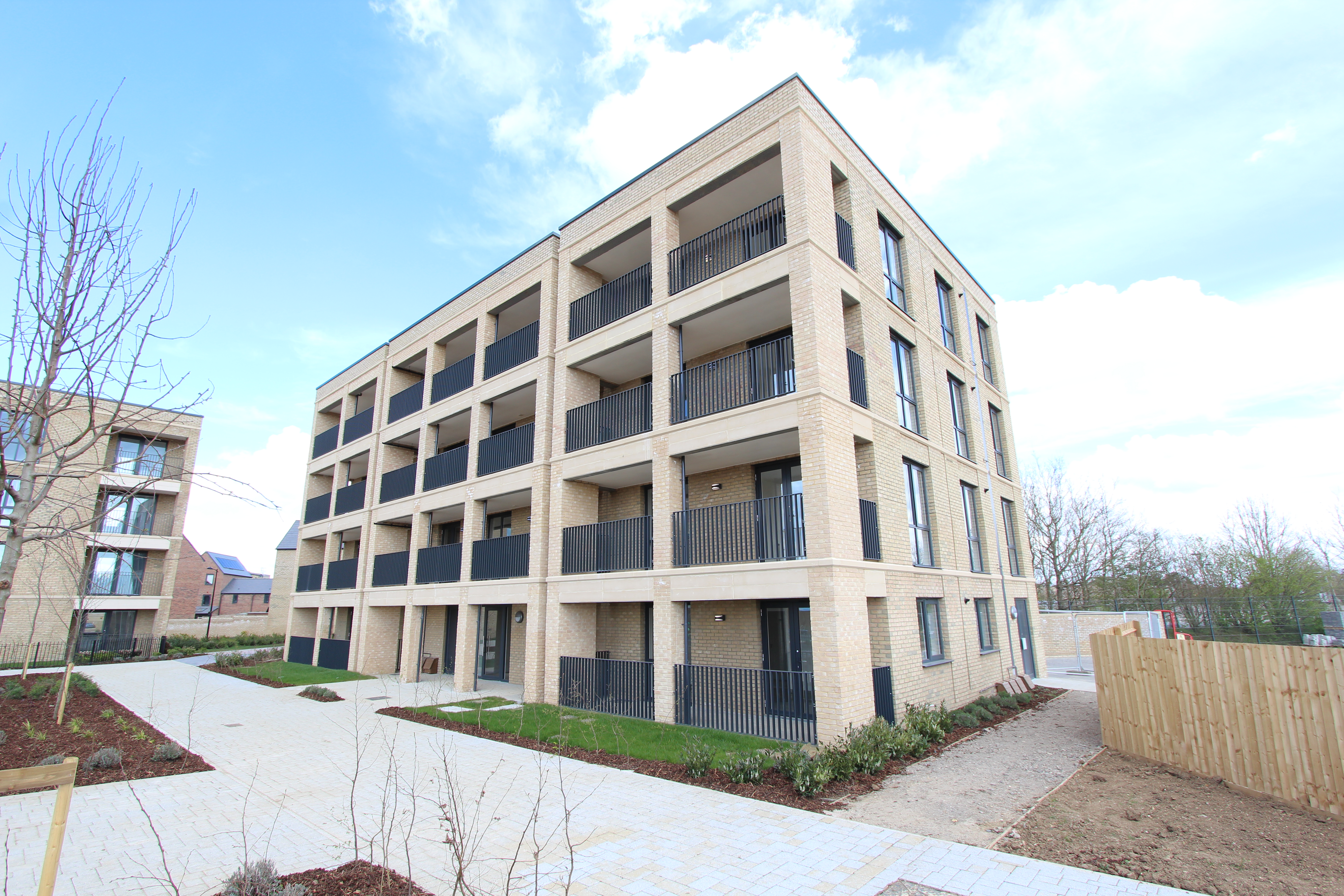 First Floor, Shared Ownership, Trumpington Image