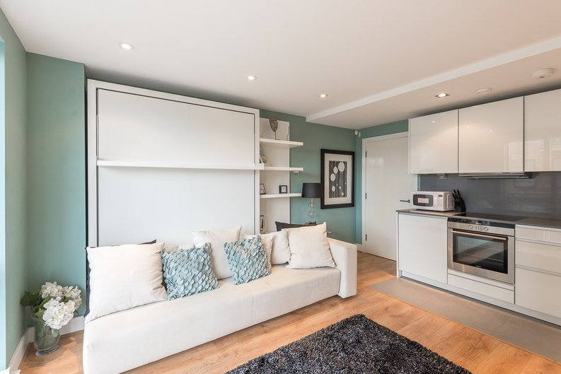 1 bedroom(s) apartment to sale in Caspian Wharf, 1 Yeo Street, Bromley-by- Bow, London-image 3