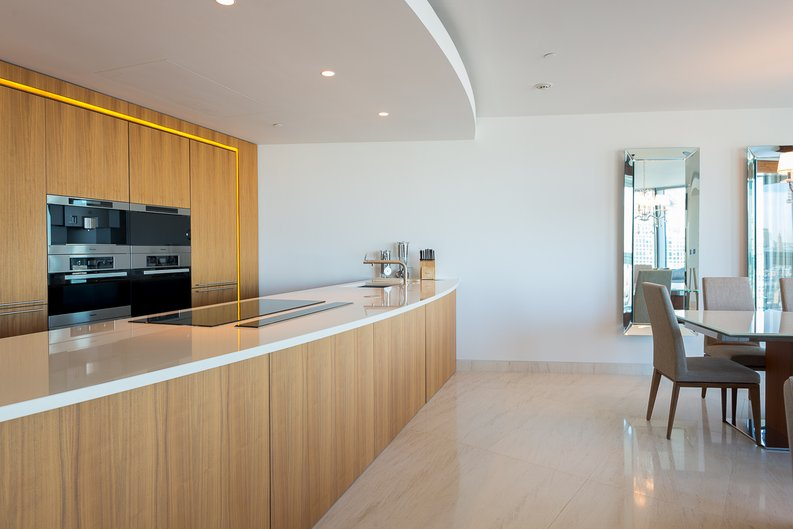 3 bedroom(s) apartment to sale in St George Wharf, Vauxhall, London-image 9