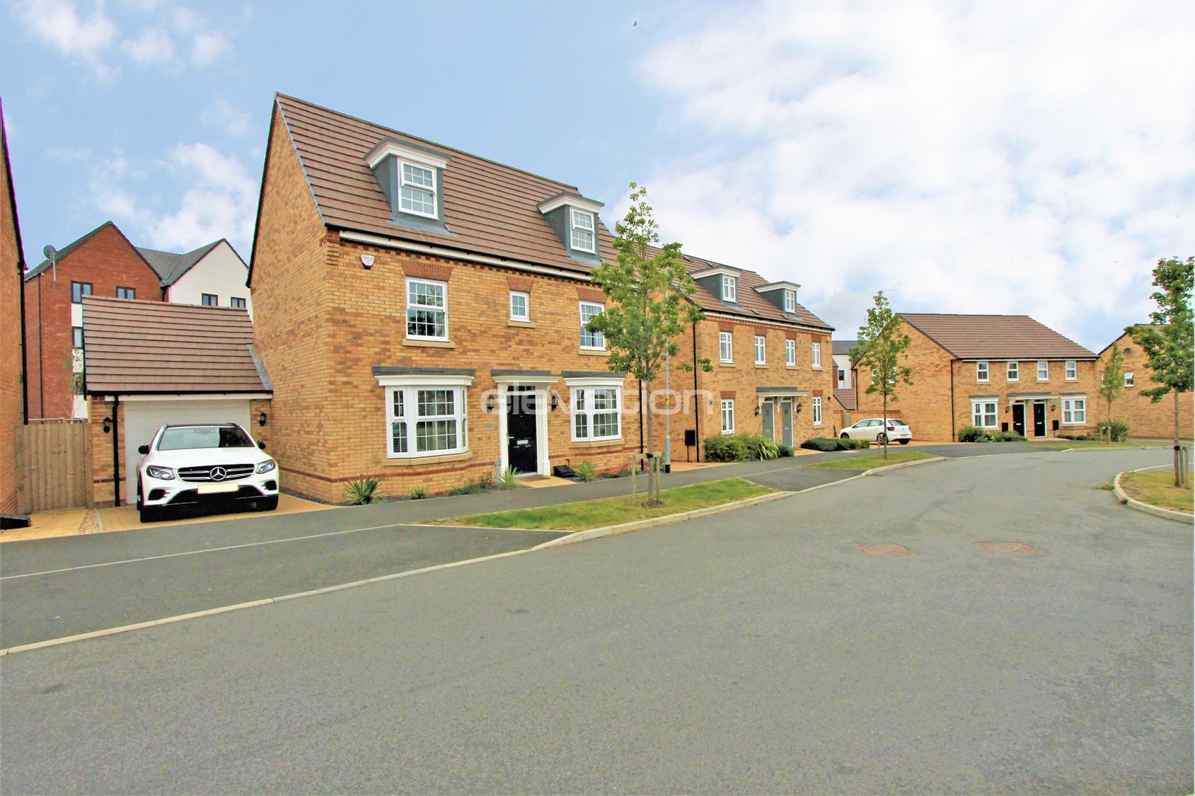 Bacchus Lane, Milton Keynes, Buckinghamshire Image