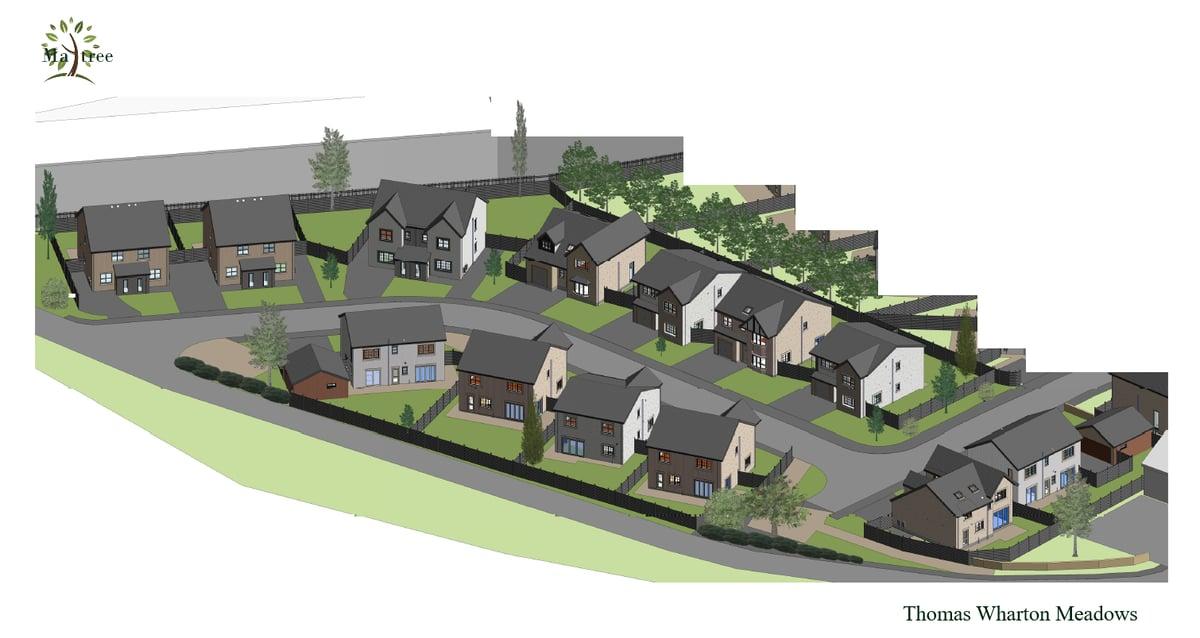 Plot 8 The Hartley Thomas Wharton Meadows property image
