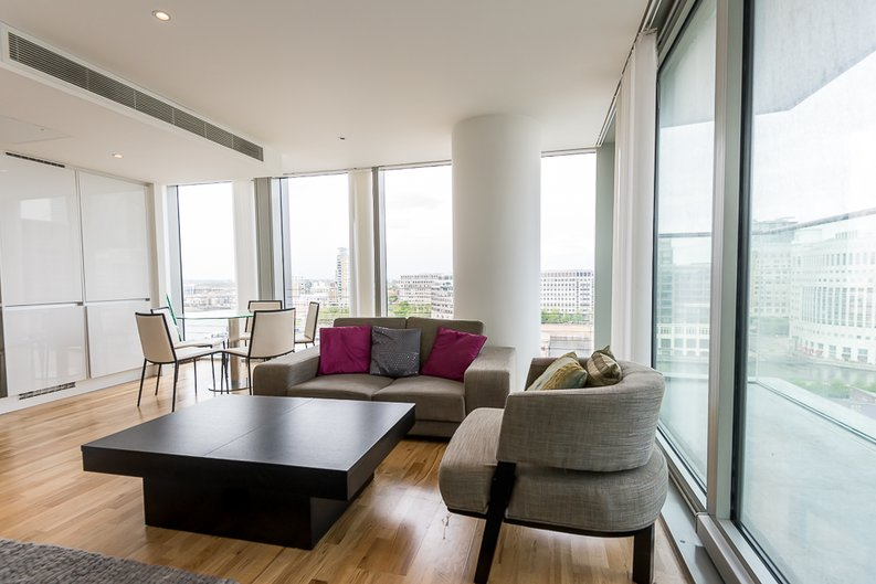 2 bedroom(s) apartment to sale in Landmark West Tower, Marsh Wall, Canary Wharf-image 3
