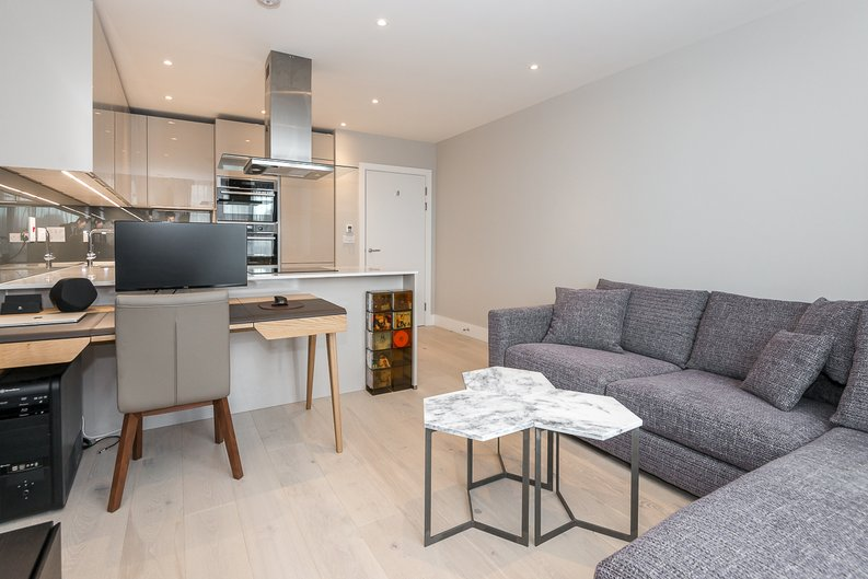 1 bedroom(s) apartment to sale in Rochester Place, Camden-image 1