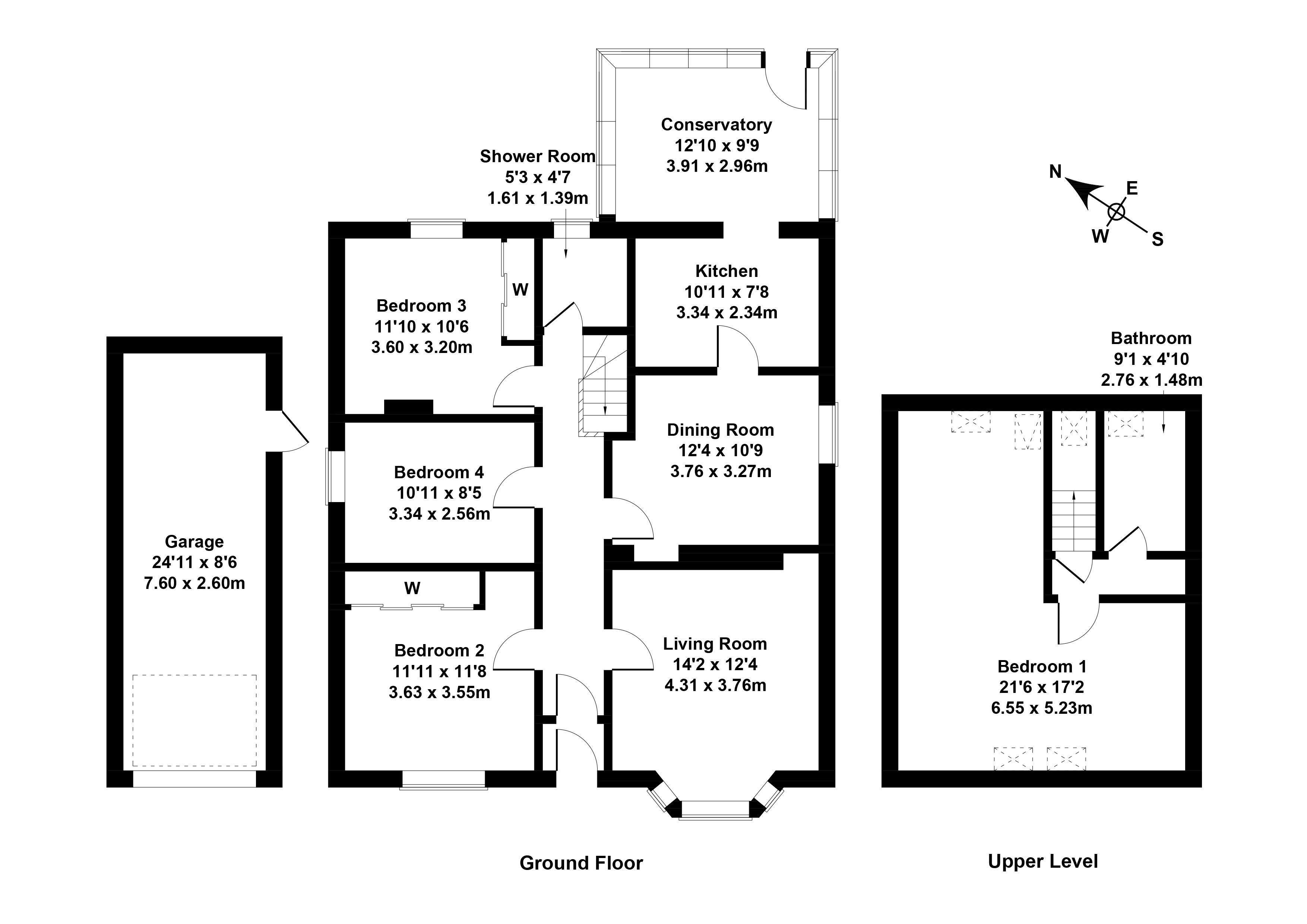 Floorplan 1 of 499 Gilmerton Road, Gilmerton, Edinburgh, EH17 7JE