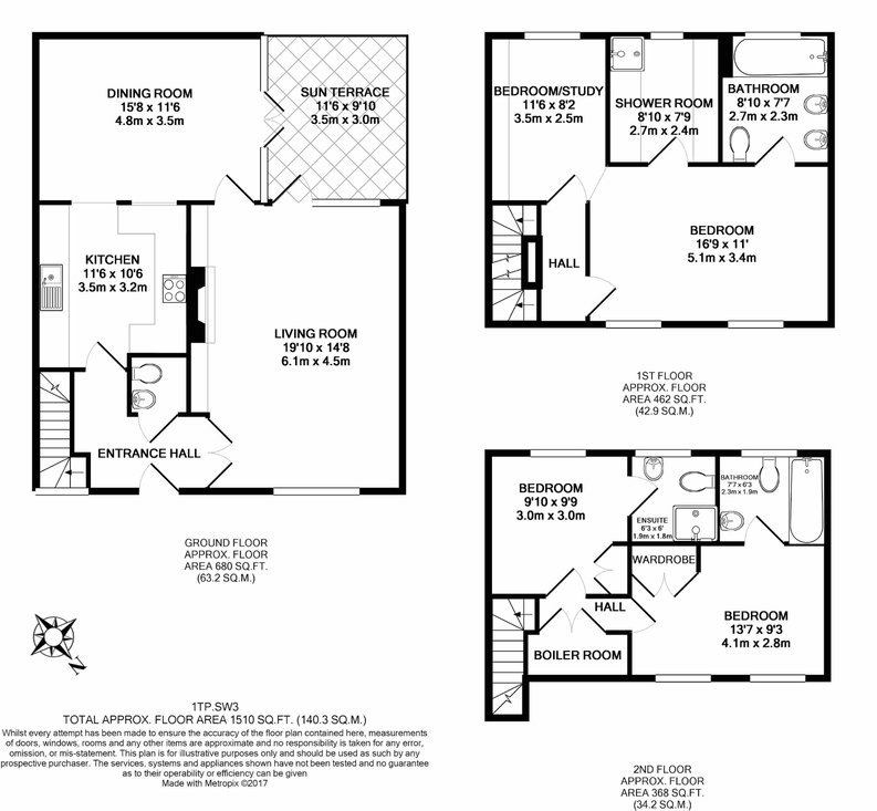 3 bedroom(s) house to sale in Trident Place, Old Church Street, Chelsea, London-Floorplan