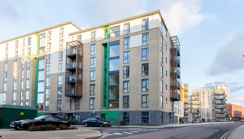 1 bedroom(s) apartment to sale in Conrad Court, 2 Needleman Close, Colindale Gardens, Colindale-image 1