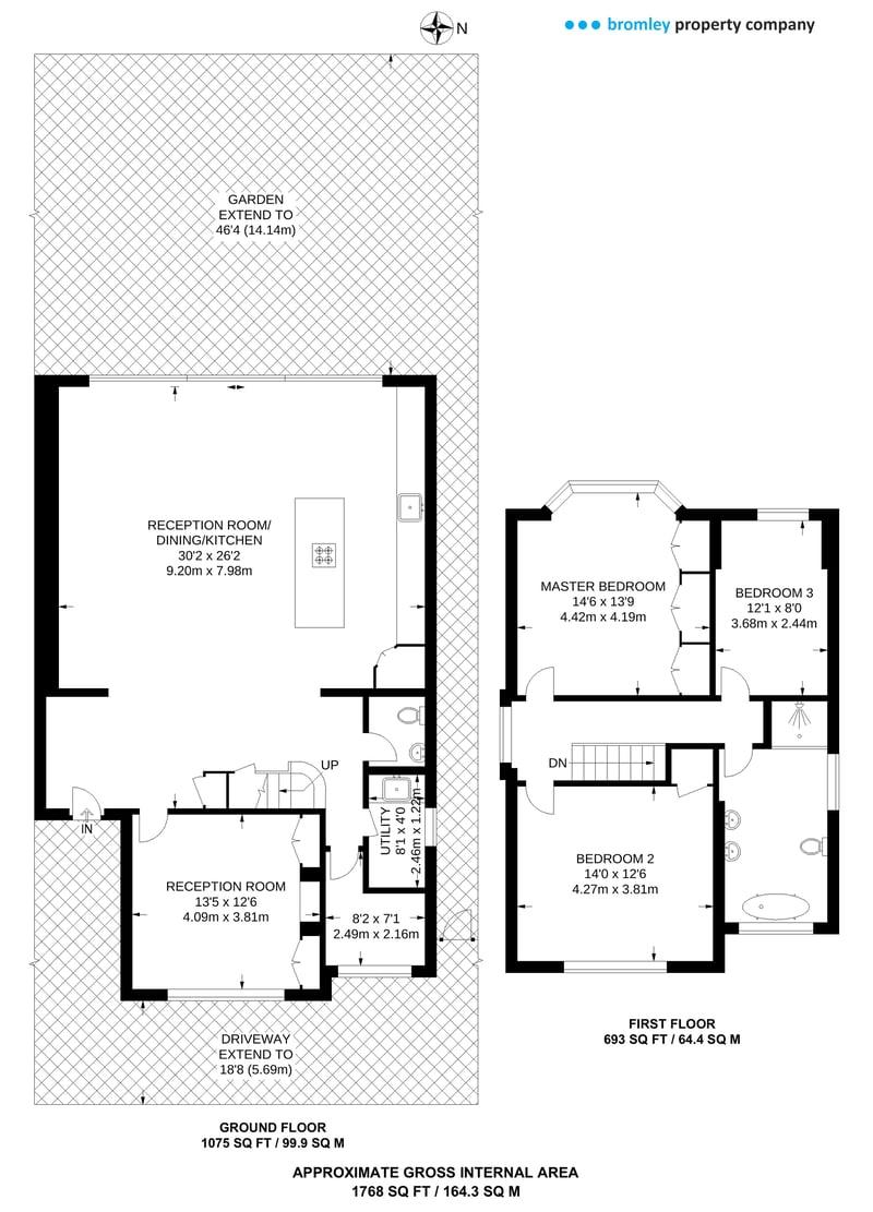 Detached House floorplan