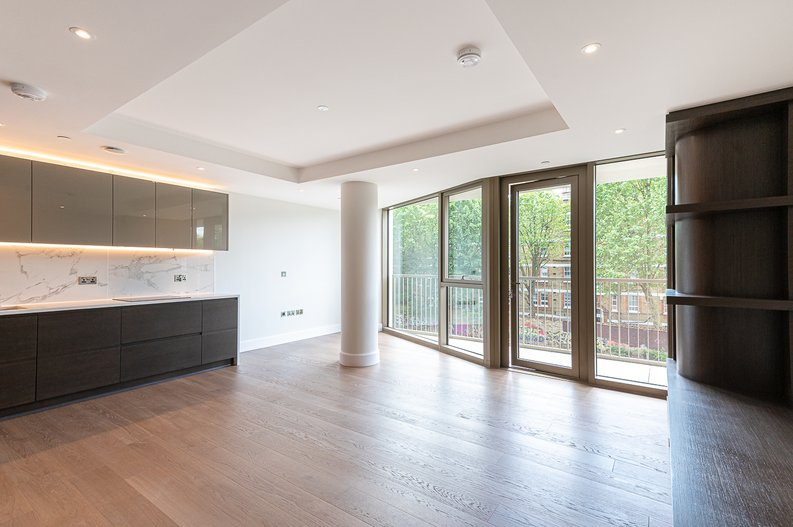 1 bedroom(s) apartment to sale in Sherrin House, Royal Warwick Square, Kensington-image 1