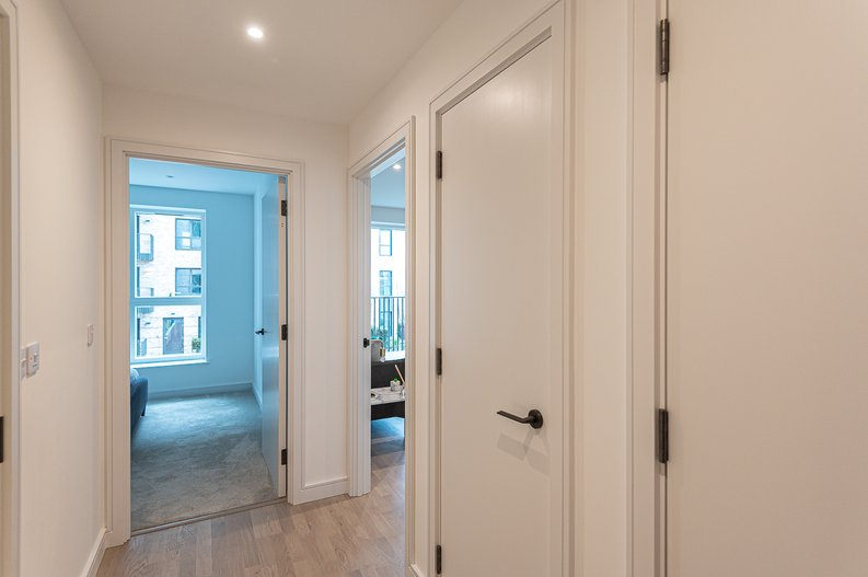 1 bedroom(s) apartment to sale in The Green Quarter, Sibley House, Southall Waterside, London-image 4