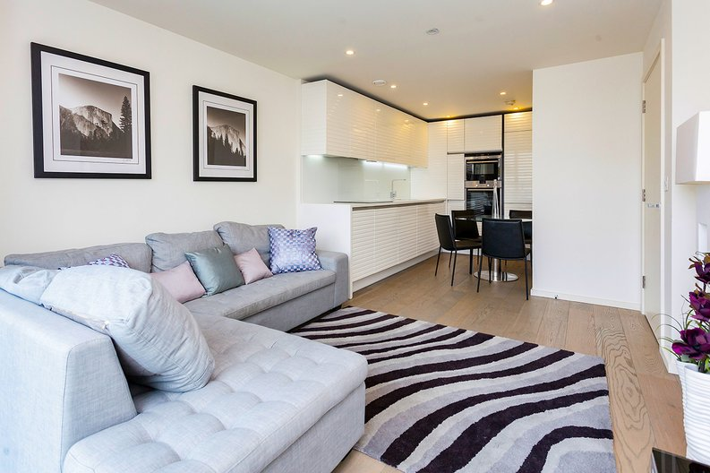 1 bedroom(s) apartment to sale in Worcester Point, Central Street, Clerkenwell, London-image 6