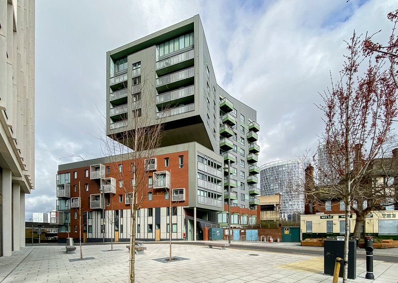 3 bedroom(s) apartment to sale in Edge Apartments, Lett Road, Stratford , London-image 1