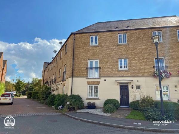 Harlow Crescent, Milton Keynes, Buckinghamshire Image