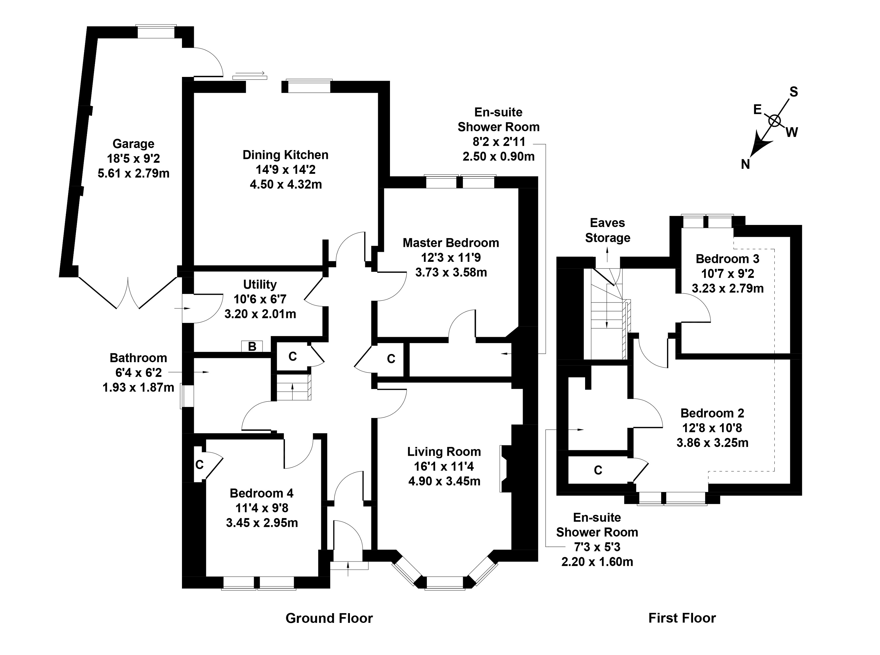 Floorplan 1 of 19 Craiglockhart Dell Road, Craiglockhart, Edinburgh, EH14 1JW