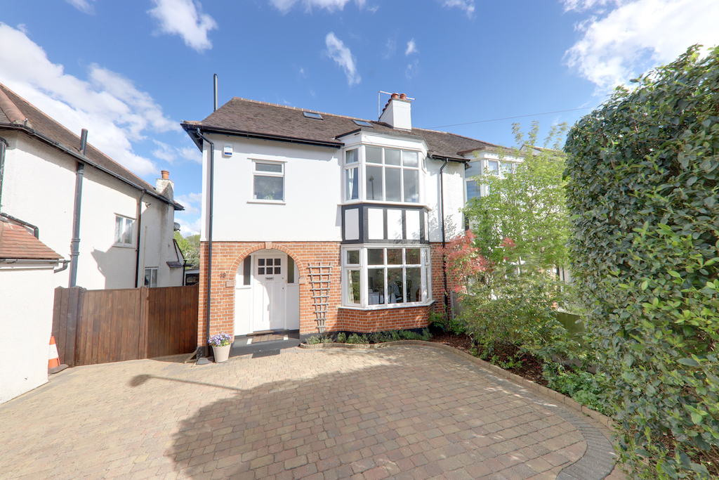 Priory Road, Loughton, Essex