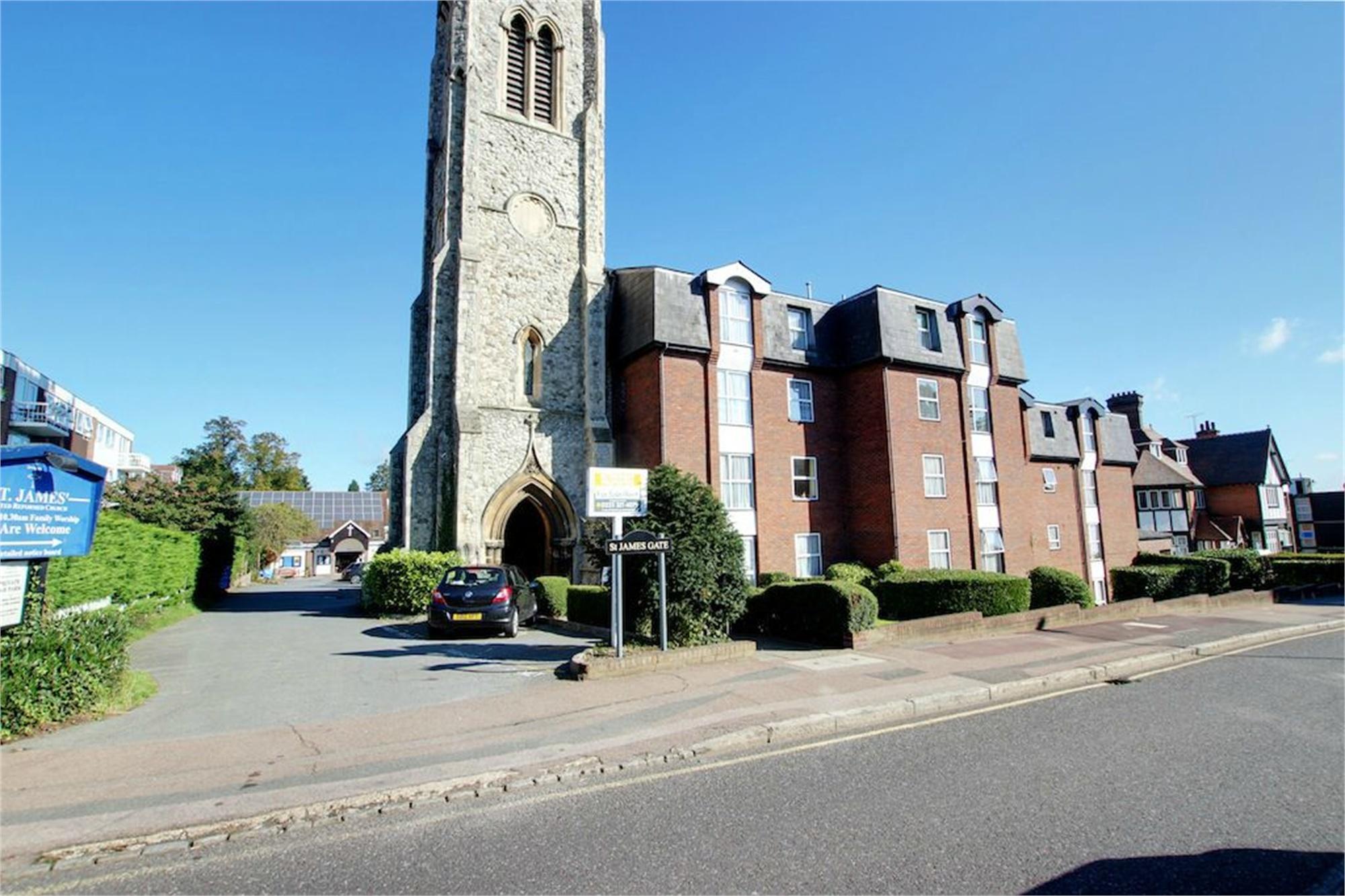 St James Gate, Palmerston Road, Buckhurst Hill, Essex