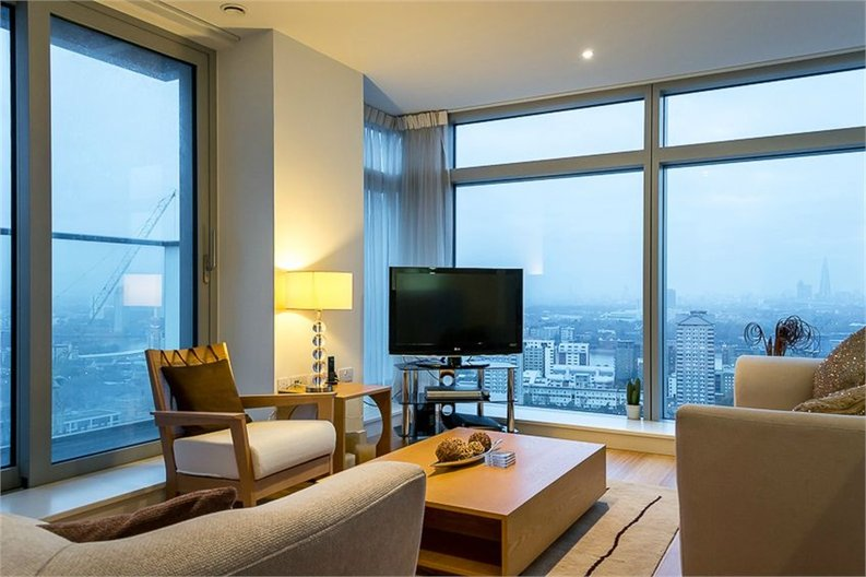 2 bedroom(s) apartment to sale in 1 Pan Peninsula Square, West Tower, Canary Wharf , London-image 1