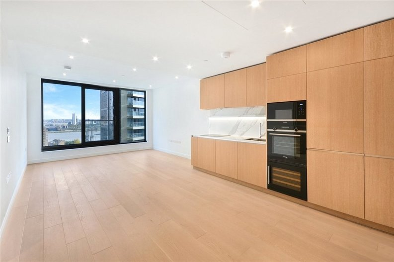 1 bedroom(s) apartment to sale in 10 Park Drive, Canary Wharf-image 1